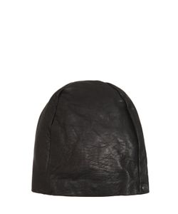 Cutuli Cult | Washed Soft Nappa Beanie Hat