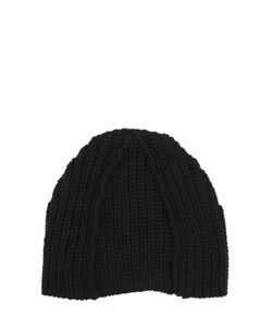 Demobaza   Moon Heavy Wool Beanie Hat
