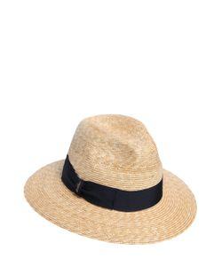 Borsalino | Braided Straw Hat