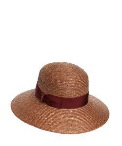 Borsalino | Pamela Braided Straw Hat