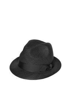 Borsalino | Panama Straw Quito Small Brim Hat
