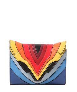 Elena Ghisellini | Felina Rainbow Leather Shoulder Bag
