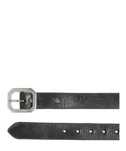 Htc Hollywood Trading Company | Textured Leather Belt