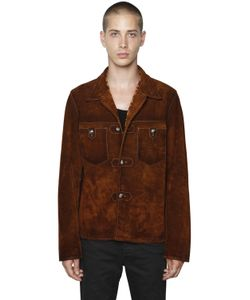 Htc Hollywood Trading Company | Suede Western Style Jacket
