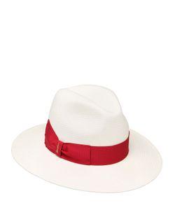 Borsalino | Fine Pamana Straw Hat