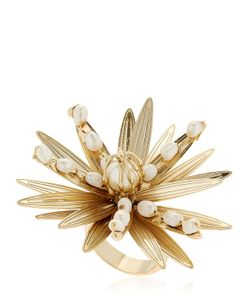 Rosantica   Tribu Ring With Pearls