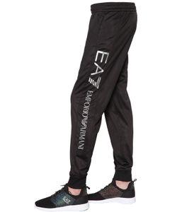 Ea7 Emporio Armani | Logo Nylon Pants