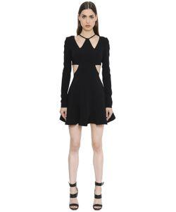 David Koma | Fla Cady Mini Dress With Cutouts