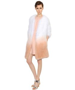 Yves Salomon | Gradient Fox Fur Coat