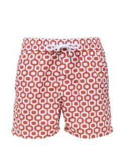 Frescobol Carioca   Ipanema Print Swim Shorts