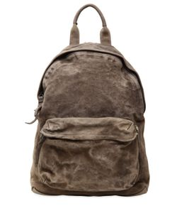Officine Creative | Reverse Leather Backpack