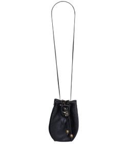 Philosophy di Lorenzo Serafini | Soft Nappa Leather Bucket Bag