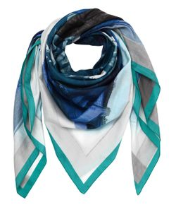 Faliero Sarti | Cotton Silk Printed Scarf