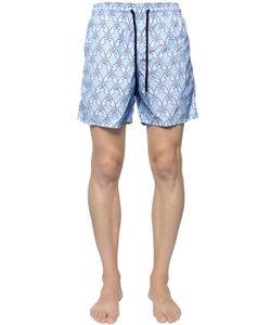 Vilebrequin | Moorea Seahorses Printed Swim Shorts