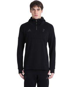 ADIDAS X PAUL POGBA | Pogba Hooded Cotton Track Jacket