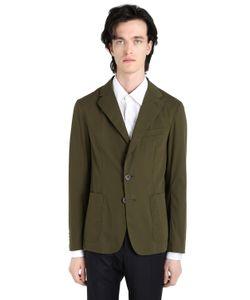 Barena   Vento Masin Cotton Blend Poplin Jacket