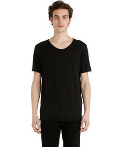 Giorgio Brato   Essential Cotton Jersey T-Shirt