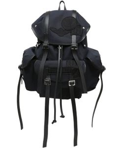 Dsquared2 | Military Cotton Canvas Backpack