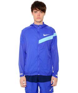 Nike   Nylon Stretch Running Jacket