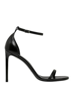 Saint Laurent | 110mm Jane Smooth Leather Sandals