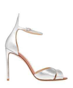 Francesco Russo | 105mm Leather Karung Sandals