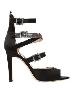 SJP by Sarah Jessica Parker | 100mm Fugue Strappy Satin Sandals