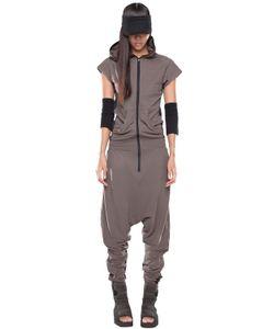 Demobaza   Arcturus Cotton Jersey Jumpsuit