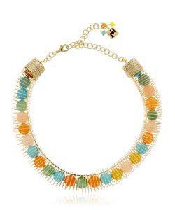 Rosantica   Trottola Beaded Necklace
