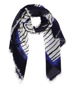 Faliero Sarti | Striped Cotton Scarf