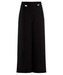 Proenza Schouler | High-Rise Wide-Leg Cady Culottes