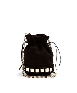 Tomasini | Lucie Small Suede Bucket Bag
