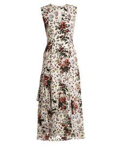 Erdem | Floria Silk Crepe De Chine Dress