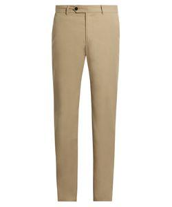 Adam Lippes   Straight-Leg Chino Trousers