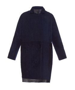 32 Paradis Sprung Frères | Reversible Zipped-Side Shearling Coat
