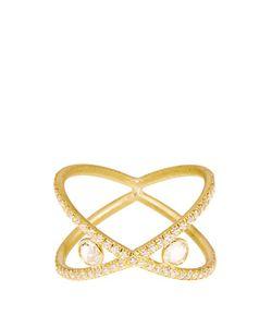 Susan Foster | Diamond Yellow-Gold Ring
