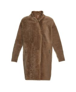 32 Paradis Sprung Frères | Reversible Shearling Coat