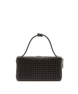 CHRISTIAN LOUBOUTIN   Panettone Extra-Large Embellished Leather Wallet
