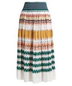 Missoni | Zigzag-Knit Midi Skirt