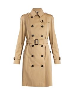 Burberry | Westminster Long-Length Gabardine Trench Coat