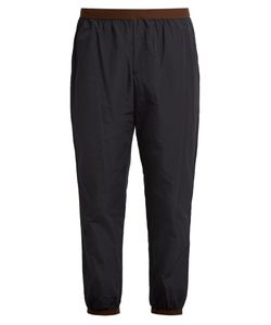 Kolor | Relaxed-Fit Cropped Track Pants