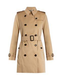 Burberry | Kensington Mid-Length Gabardine Trench Coat