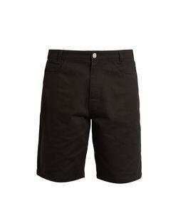 Raf Simons | Wide-Leg Cotton Shorts