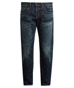 Mastercraft Union   Relaxed Tapered-Leg Jeans