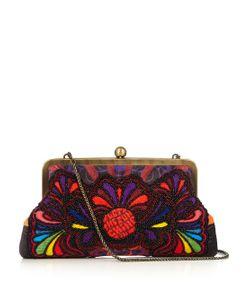 Sarah's Bag   Sunshine Bead-Embellished Clutch