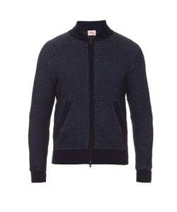 Orley | Makra-Stitch Cotton Bomber Jacket