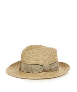 Filù Hats | Sinatra Hemp-Straw Hat