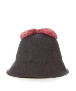 Federica Moretti | Olivia Wool-Felt Hat