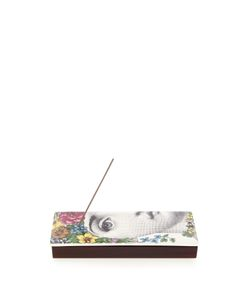 Fornasetti | Flora Floral-Scented Incense Box And Sticks