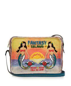 Sarah's Bag   Fantasy Island Bead-Embellished Cross-Body Bag