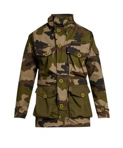 Mastercraft Union   Camouflage-Print Hooded Jacket
